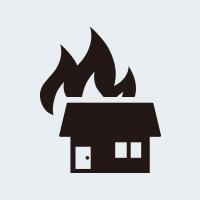 火災保険、損害保険(工事期間中)
