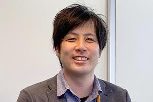 専務取締役 小幡 岳