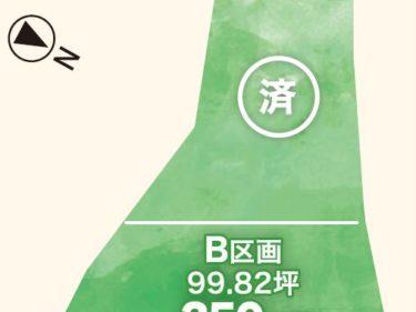 分譲地:佐久市小宮山